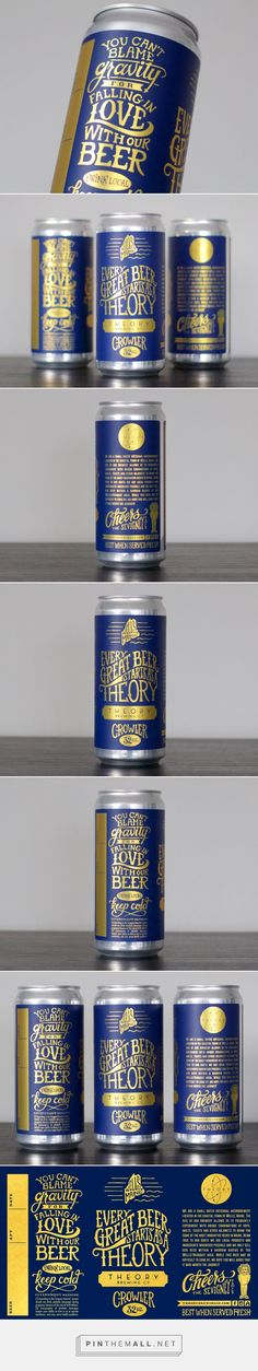 Theory Brewing Co. Crowlers | Oh Beautiful Beer - created via http://pinthemall.net