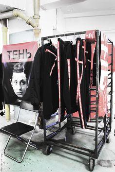 DISTRICT F — BE IN OPEN 2017 Марка ТЕНЬ #bein_open #beinopen #russianfashion #madeinrussia #fashion #fashionforum #fashionevent #hlebozavod  #fashionbrand #russiandesigner #russiandesign