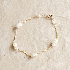 シェルのブレスレット - deeva - handmade jewelry