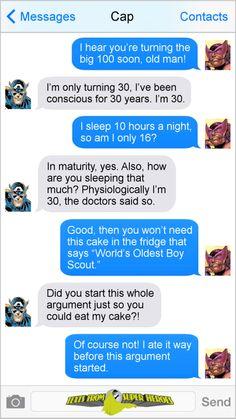 Classic Hawkeye
