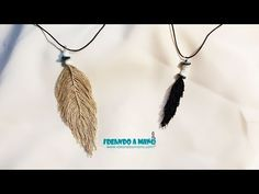 357d4680b252 Las 22 mejores imágenes de collares plumas