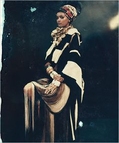 Paolo Roversi - African Queen