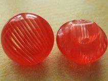 12 kleine Knöpfe rot 13mm (4660-2) Blusenknöpfe
