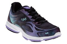 Stay motivated to keep moving with the women's Ryka Devotion Plus 2 Walking Shoe.
