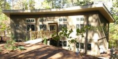 NC Passive House exterior