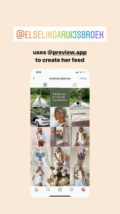 "Click here to download Preview App too! @eslelindaruijsbroek is using Preview App to create her natural Instagram feed theme. Recommended filter: Filter A2 in the ""Preview"" filter pack   the ""Summer"" and ""Winter"" filter pack to create a similar vibe. #instagramfeed #instagraminspiration #instagramfeedideas #instagramtips #instagramthemes Preview Instagram, Instagram Bio, Instagram Feed Planner, Free Filters, Trending Hashtags, Bright Color Schemes, Instagram Marketing Tips, Business Look, Best Apps"
