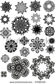 Circular Spiral Object Stock Vector 57986338 Shutterstock