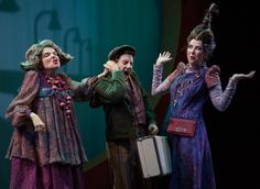 Review - James and the Giant Peach - Young People's Theatre, Toronto - Christopher Hoile