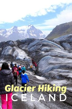 What to expect and tips on Glacier Hiking in South Iceland with kids - A Guide to Iceland Blue Ice Experience tour