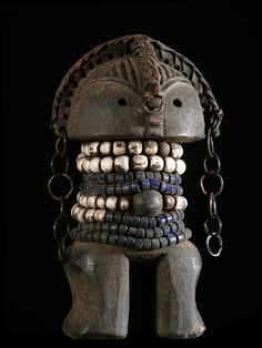 Africa | Yanda figure from the Zande people of DR Congo | ca. 1970