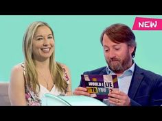 - Victoria Coren-Mitchell was on her husband David Mitchell's group on Would I Lie to You? and it was absolute comedy gold : fantastic On Funny Sites, Funny Vid, Hilarious, Clare Balding, David Mitchell, You Youtube, Super Funny, Comedy, Husband