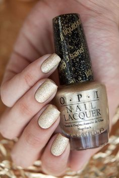 OPI The Bond Girls NLM 53 Honey Ryder