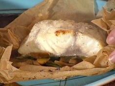 Quick, easy Ginger-Garlic Fish in Parchment recipe from Rachael Ray works for all phases (try sea bass, halibut, or cod, depending on your phase). Use white wine vinegar for Phase 2 and Phase 3, and sub a few drops of stevia for the honey.
