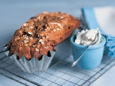 Just sweet enough, this quick bread is made with whole grains, fruit, and nuts, earning an A+ for being a nutritious bake sale staple.    Get the recipe: Banana-Walnut Quick Bread