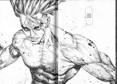 Boichi Manga, Manga Artist, Manga Drawing, Manga Comics, Comic Artist, Vagabond Manga, Sun Ken Rock, Comic Layout, Cartoon Fan