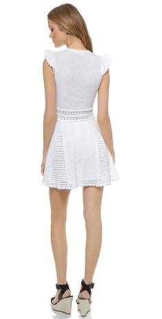 RED%20Valentino%20Crochet%20Dress%20|%2015%%20off%20first%20app%20purchase%20with%20code:%2015FORYOU