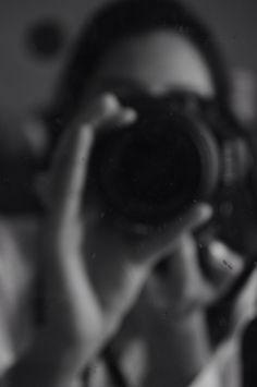 Daphne García Vargas. Self-portrait Photography.