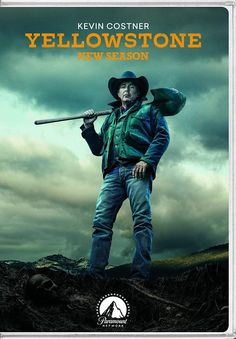 Yellowstone Season Three (DVD) New Movies, Good Movies, Amazon Movies, Kelly Reilly, Cole Hauser, Josh Holloway, Luke Grimes, Most Popular Movies, Scott Eastwood