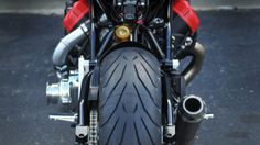 Motus Motorcycles is proving that its 1.65-liter V4 engine can handle boost with the custom Lone Star 2. Based on the company's MSTR bike, this version gets a supercharged engine and a body without a fairing.