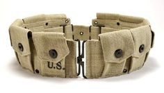 WWII style cartridge belt for Wonder Woman/Female Captain America cosplay