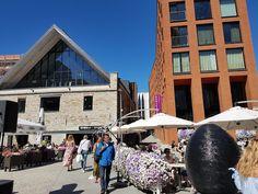 Prinsessat maailmalla: Tallinnan upea Rotermannin kortteli - designia ja ravintoloita