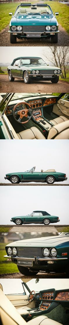 1973 Jensen Interceptor MkIII Convertible