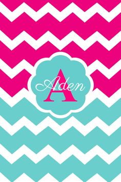 CUTE LITTLE MONOGRAM. GET THE DESIGNER MONOGRAMS APP!! IT HAS TONS OF CUTE MONOGRAMS THAT ARE GREAT FOR WALLPAPERS!!!