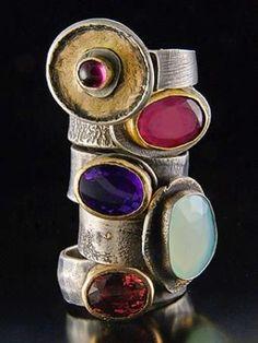 .Tai Vautier Rings