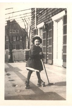 From a photo album devoted to an only child named May Belle Ing. By Maclancy, Etsy