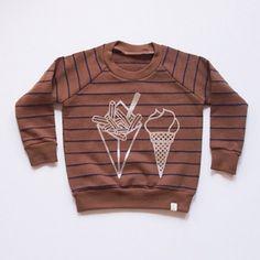 Simply the coolest raglan sweatshirt for boys & girls. Hands Down.