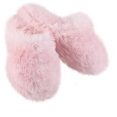 PajamaGram Fuzzy Slippers for Women - Washable Slip-Ons - Pink Winter Slippers, Pink Slippers, Fuzzy Slippers, Womens Slippers, Best Secret Santa Gifts, Cotton House, Bedroom Slippers, Fashion Slippers, Sleepwear Sets