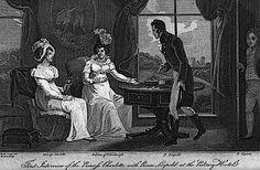 1814 First meeting between Princess Charlotte of Wales and Prince Leopold of Saxe-Coburg-Saalfeld