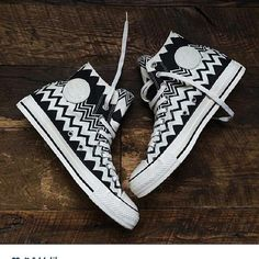 Converse Missioni Collection makes for the prettiest sneaker. // I have  been wearing a lot of black and white lately. I love these shoes not only  because ...