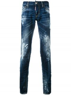 Dsquared2 Paint Splatter Jeans Men is available in Dsquared Sale and Dsquared Outlet online store including dsquared2 sale,dsquared2 jeans sale. #dsquared2 #fashion #jeans #men #clothing #lifestyle #style #sale #outlet #shopping