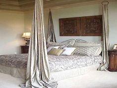 own bed canopy ideas