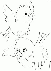 58 ideas for bird design pattern coloring pages Pattern Coloring Pages, Colouring Pages, Coloring Books, Bird Crafts, Paper Crafts, Vogel Clipart, Embroidery Patterns, Hand Embroidery, Bird Template