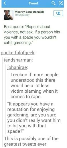 Perhaps you should just try to enjoy getting hit with a spade. Doesn't the human body have ways of shutting that whole thing down? Maybe you shouldn't dress for gardening if you don't want to be hit by a spade.