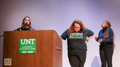 """UNT System assistant general counsel says the n-word at """"When Hate Comes to Campus"""" event Dean Of Students, Staff Directory, University Of North Texas, General Counsel, Change Is Coming, My Heart Hurts, Faculty And Staff, Thursday Night, Say Something"""
