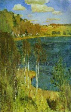 The Lake - Isaac Levitan