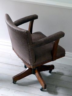 hands co wycombe antique leather office desk chair on etsy antique leather office chair