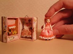 ooakdollart.com • View topic - Elisabeth, little dollhouse doll. D.Joaquin