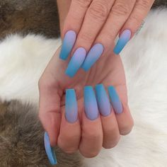 For @marlee_marz Ombre Color Changing Gels from @kiaraskynails