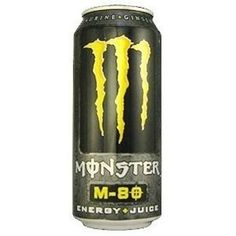 Monster Energy Drink, M-80, 16-Ounce Cans (Pack « Blast Grocery