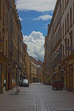 Metz / Rue Dupont-des-Loges