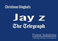 Power Solutions UK - Christmas Dingbat no 6
