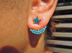 Check out this item in my Etsy shop https://www.etsy.com/listing/247579658/moon-star-earrings-crystal-jacket