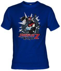 Camiseta JaegerZ vs. Kaiju by Loku - Fanisetas