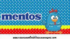 Galinha Pintadinha – Kit Completo com molduras para convites, rótulos para guloseimas, lembrancinhas e imagens! |Fazendo a Nossa Festa