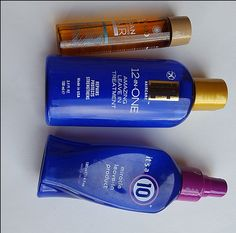 Favorite leave in products