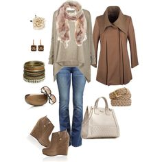 casual chic, created by tinarolston